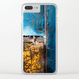 A spy in Bhashantek, Dhaka Clear iPhone Case