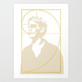 Stay Gold, Ponyboy Art Print