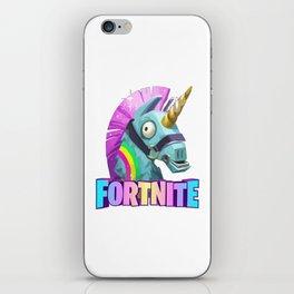 Unicorn Fortnites iPhone Skin
