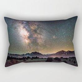 MilkyWay Night Rectangular Pillow