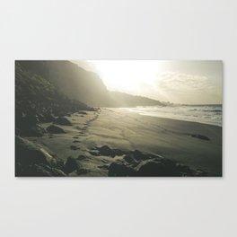 Beach Way - life on the beach Canvas Print