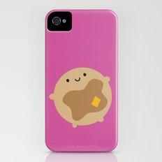 Kawaii Pancake iPhone (4, 4s) Slim Case