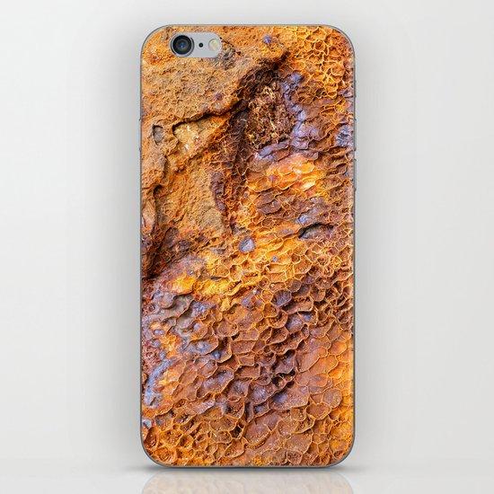 Australian Boat Texture #1 iPhone & iPod Skin