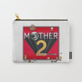 Alternative Mother 2 / Earthbound Title Screen Carry-All Pouch
