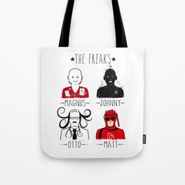 THE FREAKS Tote Bag