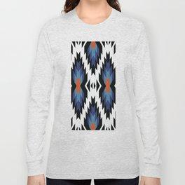 American Native Pattern No. 217 Long Sleeve T-shirt
