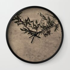 Oriental Breeze Wall Clock
