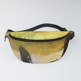 Walk Under the Willow Fanny Pack