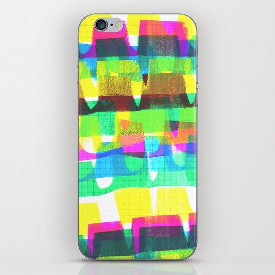 Rolleron iPhone & iPod Skin