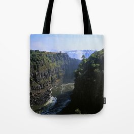 The Zambezi Gorge Tote Bag