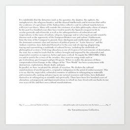 the Tawantinsuyana Collective. Art Print