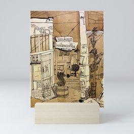 Bauhaus Mini Art Print