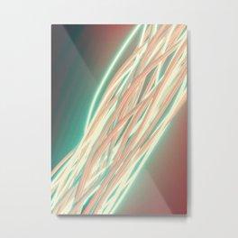 Fibre Metal Print