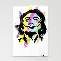 salvador dali Stationery Cards featuring Salvador Dali by Art of Fernie