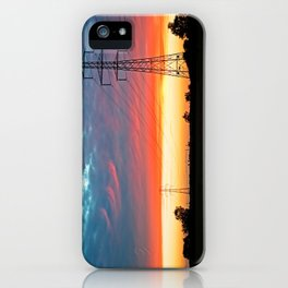 The Warmth Of Lincolnshire iPhone Case