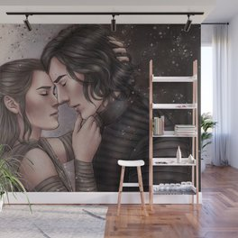 Reylo - Force Bonded Wall Mural