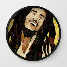 Marley Collage Wall Clock