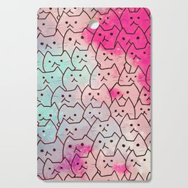 cats 603 Cutting Board