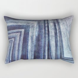 Get Lost Rectangular Pillow