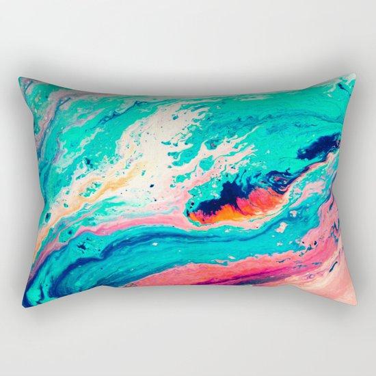 Backlash Rectangular Pillow