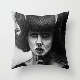 Give Me Back My Man Throw Pillow