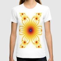 daisy T-shirts featuring Daisy by Amanda Finan