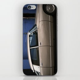 Car (London) iPhone Skin