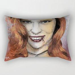 Oh My Jessica - True Blood Rectangular Pillow