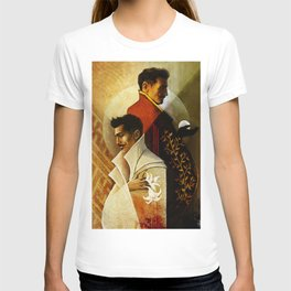 Gemini Zodiac Sign Dorian Pavus T-shirt