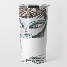 mrs wolf Travel Mug