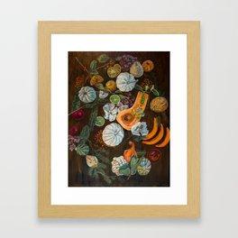 Fruit of Her Labor Art Print Framed Art Print