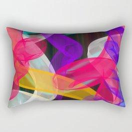 Bam Squiggle Rectangular Pillow