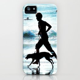 Just Do(ing) It iPhone Case