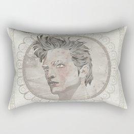King of Tebas Rectangular Pillow