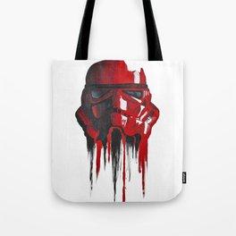 Procrastination in red 1 Tote Bag