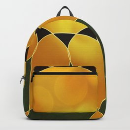 Autumn Sun Two Backpack