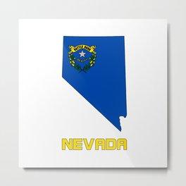 Nevada Metal Print