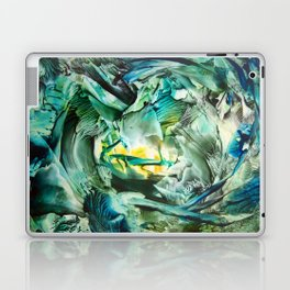 Clearing Laptop & iPad Skin