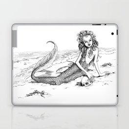Undine: Creepy Mermaid Laptop & iPad Skin
