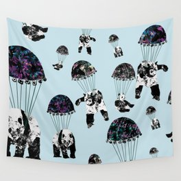 Pandamonium Wall Tapestry