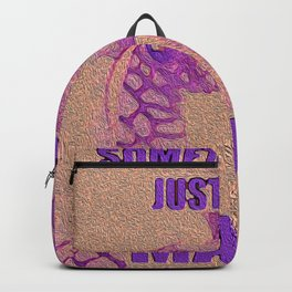 love quote Backpack
