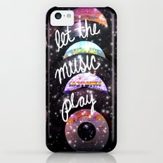 Let the Music Play Slim Case iPhone 5c