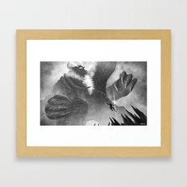 Overthrow Framed Art Print