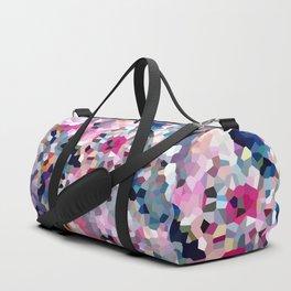 Pink Moon Love Duffle Bag