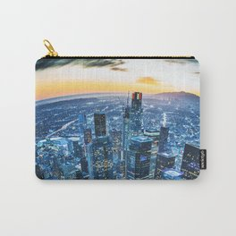 los angeles downtown Carry-All Pouch