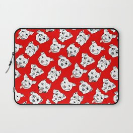Pittie Pittie Please! Laptop Sleeve