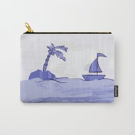 Sail the sea Carry-All Pouch