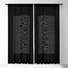 Furr Division Cats Blackout Curtain