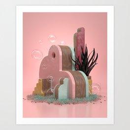 Dreamachine Art Print