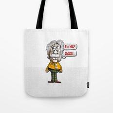 Relatively Einstein Tote Bag